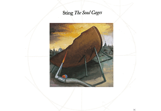 Sting - The Soul Cages - (CD EXTRA/Enhanced)