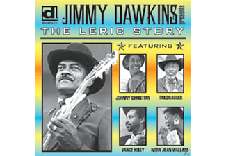 VARIOUS - Jimmy Dawkins Presents The Leric Story - (CD)