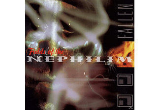 Fields Of The Nephilim - Fallen - (CD)