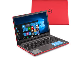 DELL Inspiron 15 - 5558  I3-5005U/4GB/500GB Red