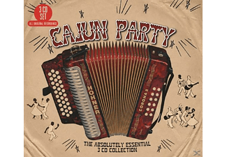 VARIOUS - Cajun Party-Absolutely Essential [CD]