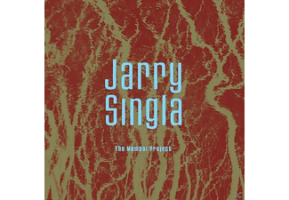 Jarry Singla - The Mumbai Project - (CD)