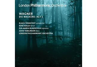 The London Philharmonic Orchestra - F Act 1 - (CD)