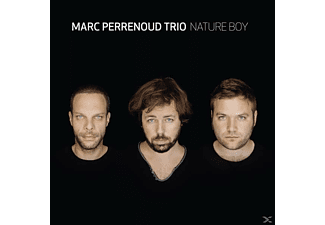 Marc Perrenoud Trio - Nature Boy [CD]