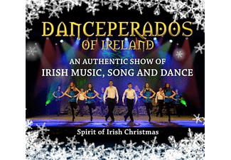 Danceperados Of Ireland - Spirit Of Irish Christmas - (CD)