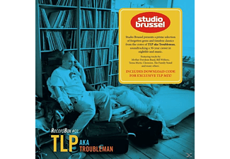 TLP Aka Troubleman - Record Box #1 (2CD+MP3) - (CD + Download)