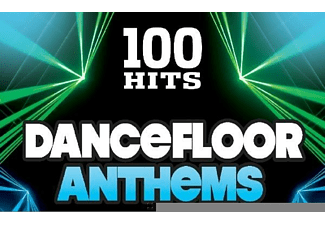 VARIOUS - 100 Hits-Dancefloor Anthems [CD]