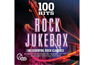 VARIOUS - 100 Hits-Rock Jukebox - (CD)