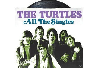 The Turtles - All The Singles [CD]