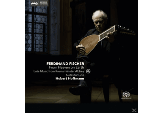Hubert Hoffmann - From Heaven On Earth-Lute Music From - (SACD Hybrid)