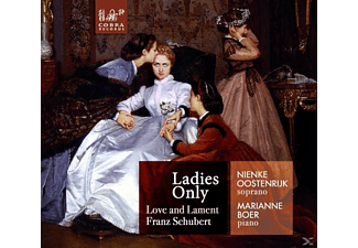 Oostenrijk, Nienke / Boer, Marianne - Ladies Only-Love And Lament - (CD)