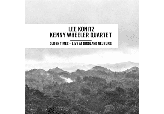 Lee Konitz - Olden Times - (CD)