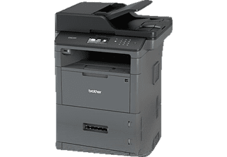 BROTHER DCP-L 5500 DN, Professionelles 3-in-1 Multifunktionsgerät, Schwarz