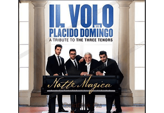 Il Volo - Notte Magica: A Tribute to the Three Tenors (DVD)