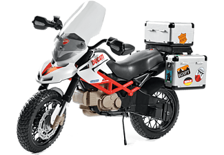 PEG PEREGO Μηχανή Ducati Hypermotard Cross- (MC0021)