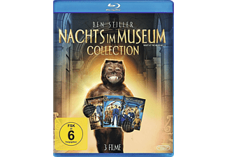 20TH CENTURY FOX HOME ENTER. Nachts im Museum 1-3