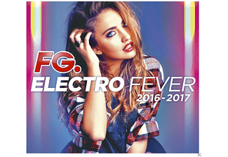 VARIOUS - Electro Fever 2016-2017 [CD]