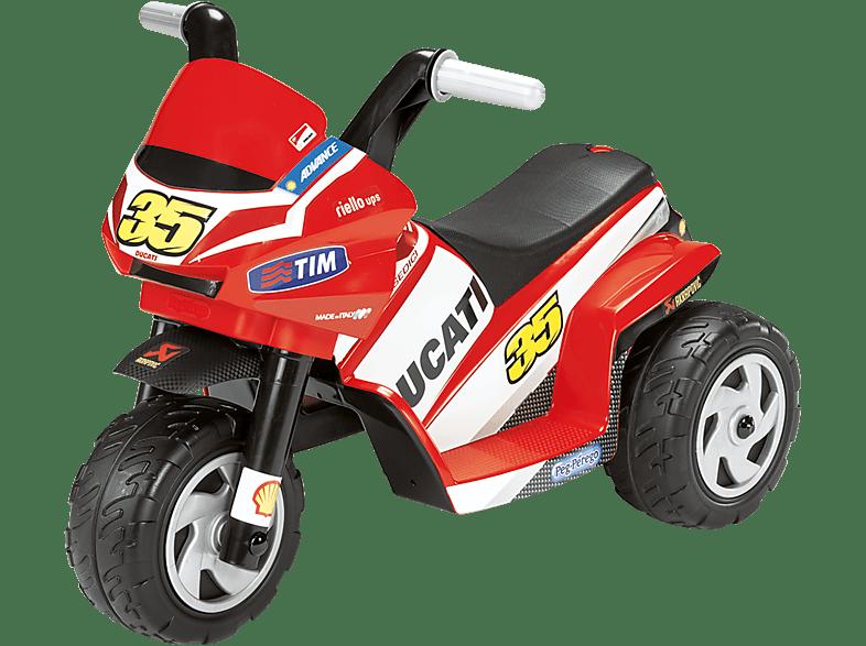 PEG PEREGO Μηχανή Ducati Mini - (MD0005) μουσική  ταινίες  βιβλία παιδικά παιχνίδια  φιγούρες παιδικά οχήματα   ποδήλατα