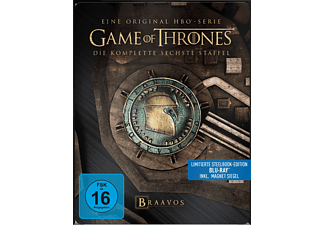 Game of Thrones - Staffel 6 (Steel-Edition) - (Blu-ray)