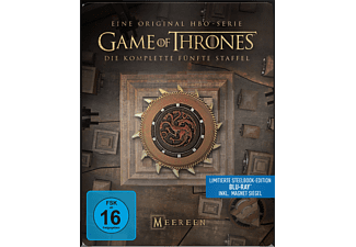 Game of Thrones - Staffel 5 (Steel-Edition) - (Blu-ray)