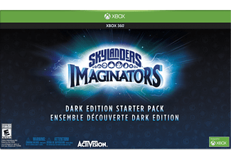 Skylanders Imaginators Dark Edition Starter Pack Xbox 360
