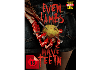 Even Lambs Have Teeth (Uncut) - Limited Edition Mediabook [Blu-ray + DVD]