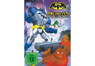 Batman Unlimited: Mechs vs. Mutants [DVD]