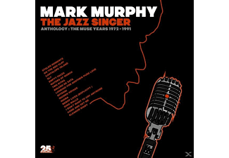 Mark Murphy - The Jazz Singer-Anthology: Muse Years 1973-1991 [CD]