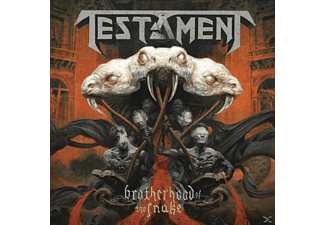 Testament - Brotherhood Of The Snake - (Vinyl)