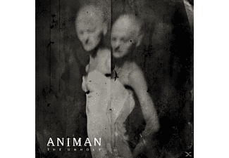 Animan - The Unholy - (CD)