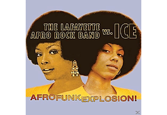 Lafayette Afro Rock Band - Afro Funk Explosion! [CD]