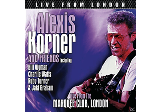 Alexis Korner - Live From London [CD]