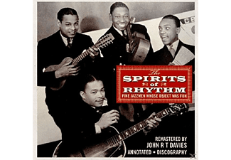 Spirits Of Rhythm - Spirits Of Rhythm [CD]