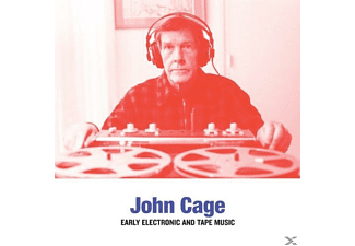 John Cage - Early Electronic & Tape Music [Vinyl]