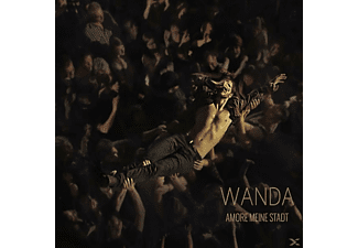 Wanda - Amore Meine Stadt (Live-Ltd.Edt.) - (CD + DVD Video)