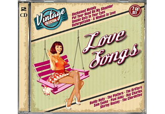 VARIOUS - Love Songs-Vintage Collection - (CD)