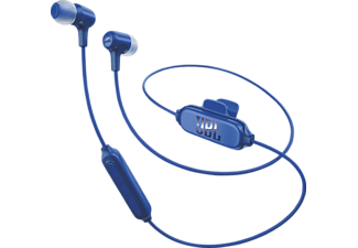 JBL E25BT, In-ear Kopfhörer, Headsetfunktion, Bluetooth, Blau