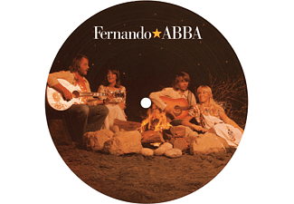 ABBA - Fernando (Ltd.7? Picture Disc) - (Vinyl)