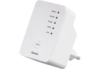 HAMA N300, WLAN-Repeater