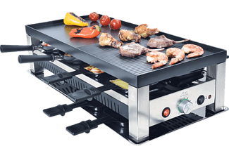 SOLIS 791 Table Grill 5 in 1, Raclette