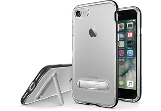 SPIGEN Crystal Hybrid iPhone 7 Zwart