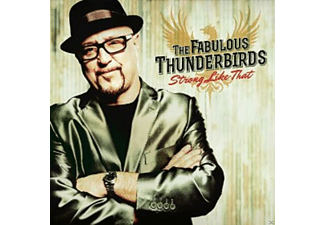 The Fabulous Thunderbirds - Strong Like That [CD]