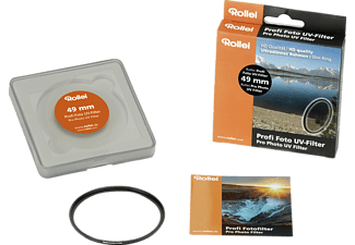 ROLLEI 26084 Profi UV Filter (49 mm)