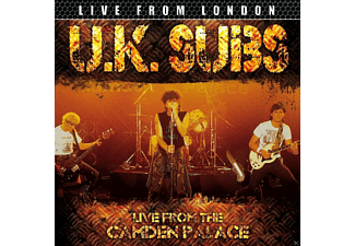 Uk Subs - Live From London - (CD)
