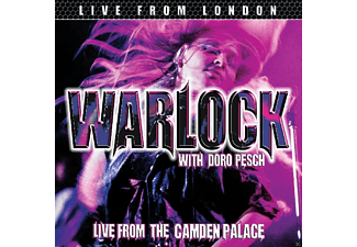 Warlock - Live From London - (CD)