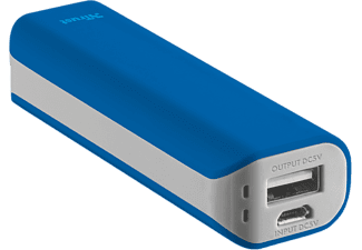 TRUST Primo Powerbank 2200 Blue - (21222)