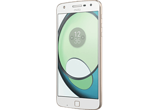 MOTOROLA Moto Z Play 32 GB Weiß/Gold