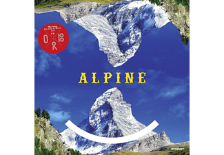 The Orb - Alpine (12'') [Vinyl]