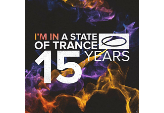 Armin van Buuren - A State Of Trance. 15 Years | CD