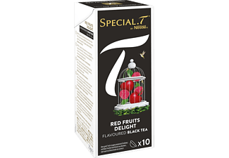 SPECIAL.T 12294139 Red Fruits Delight, Teekapseln